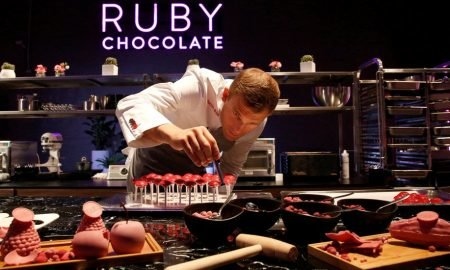 Ruby Chocolate Exclusive Launch At Shanghai Event last September 5, 2017