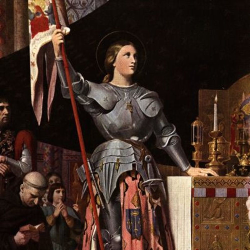 Joan of Arc Was Hailed as the Heroine of France