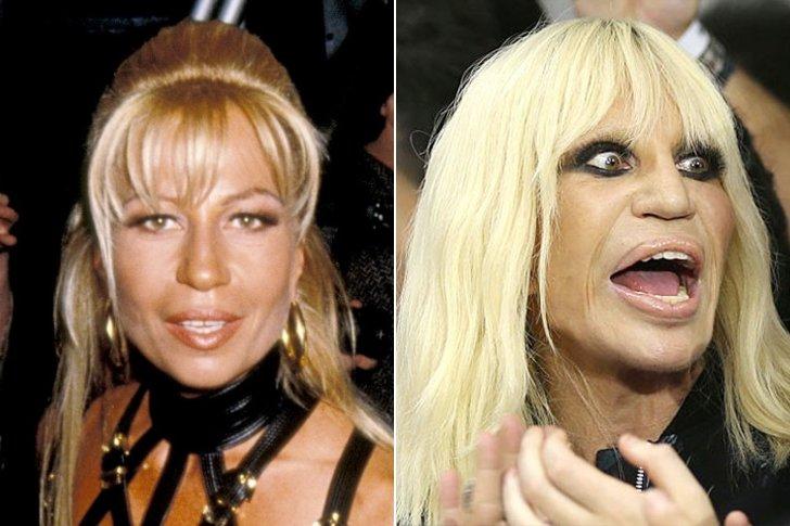 Qu'est devenue Donatella Versace ?
