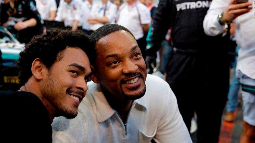 Trey & Will Smith