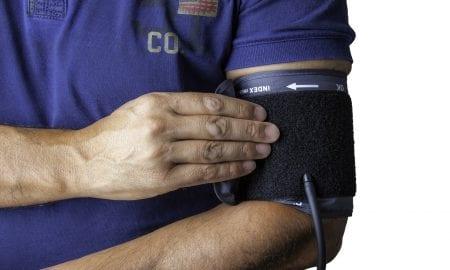 health blood pressure checkup